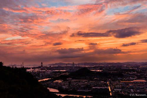 canon 5d4 eos 5dmarkiv japan 2470mm canonuser sunset magichour japon