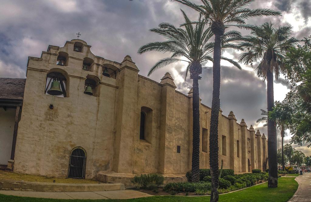 "Mission San Gabriel Arcángel | The ""Pride of the Alta ..."