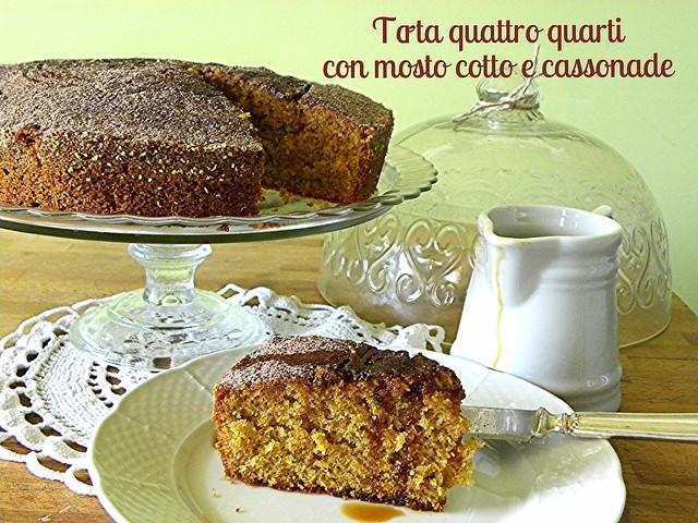 torta quattro quarti con mosto cotto e cassonade (2)