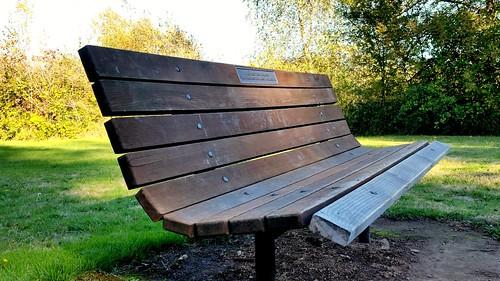 park sunset oregon bench rest asseenwithnakedeye