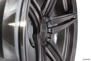 MonoForged™ VS51 Concave in Shadow Black | by MORR Wheels