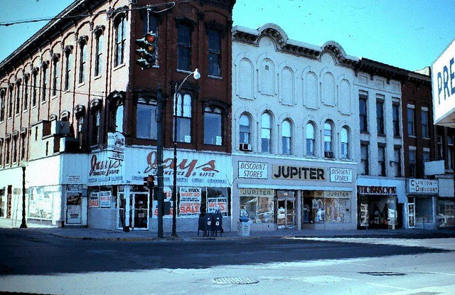 Old Downtown Lockport: Jays and Jupiters