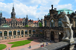 Dresden Zwinger | by phudd23