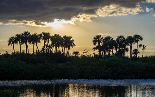 usa sun water clouds america palms us unitedstates florida cape capecanaveral amerika pentaxk5 dirkkirchner exposureunforgivenartde