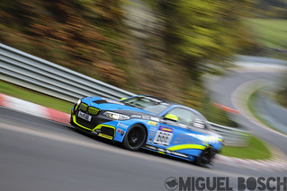 VLN. Round 10 DMV Münsterlandpokal at the Nürburgring 25 October 2014 | by Miguel Bosch / GT REPORT