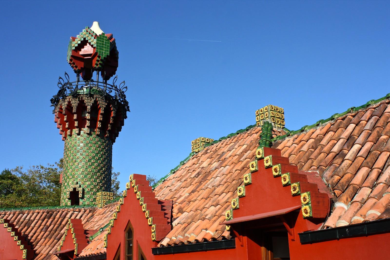 El Capricho de Gaudí, Comillas, Spain