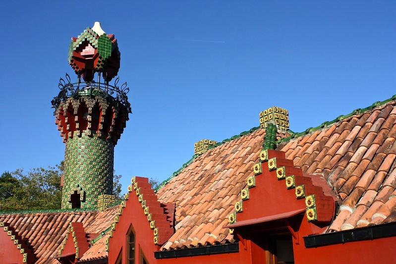 El Capricho de Gaudí, October 31st, 2014