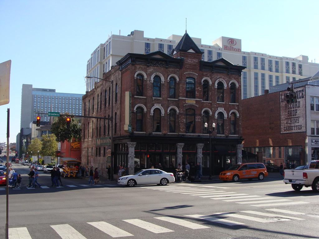 Merchants Restaurant & Grill---Nashville, Tn  | I like the l
