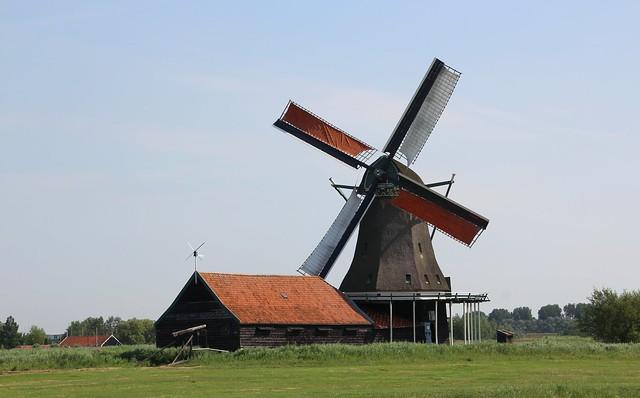 Nederland - Noord-Holland - Westzaan - Het Prinsenhof - 1722