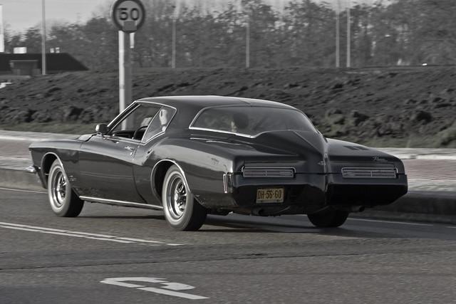 Buick Riviera Hardtop Coupé 1971 (5767)
