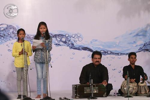 Devotional song by Samdisha and Saathi