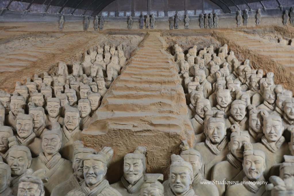 Terracotta Warriors China