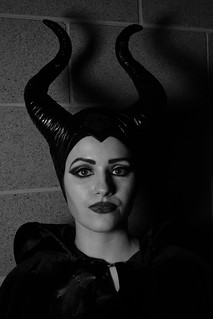 Maleficent Meeting
