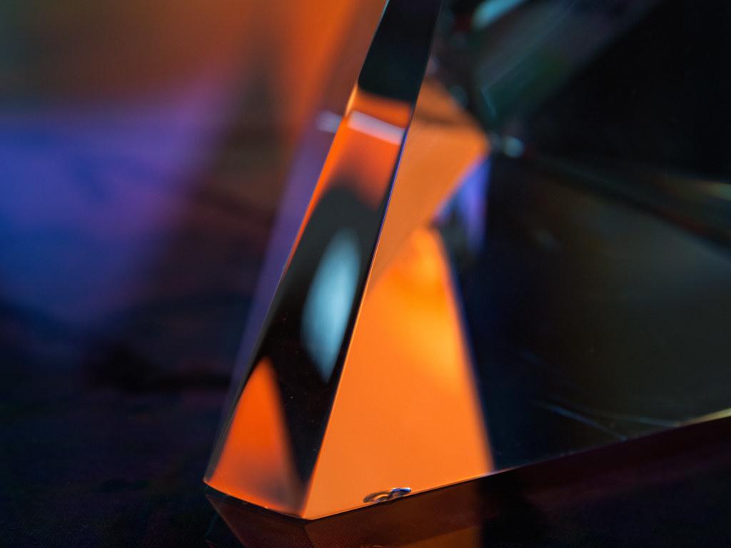 Fire & Ice - Steuben Crystal (Explored December 25, 2016)