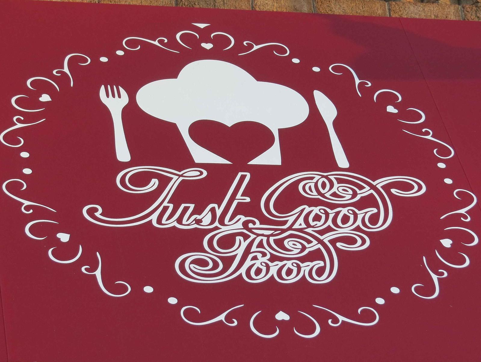Awning Logo Design Restaurant