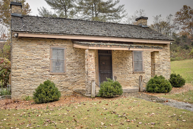 Sparta Rock House, White County, Tennessee