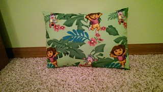 Dora Envelope Pillow Case | by pelennor