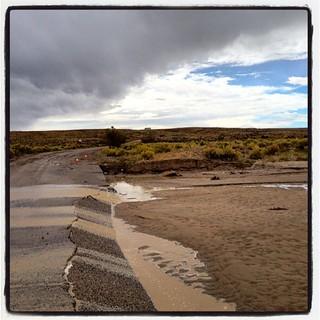 #washout. #airstream #airstreamdc2cali #vintageairstream