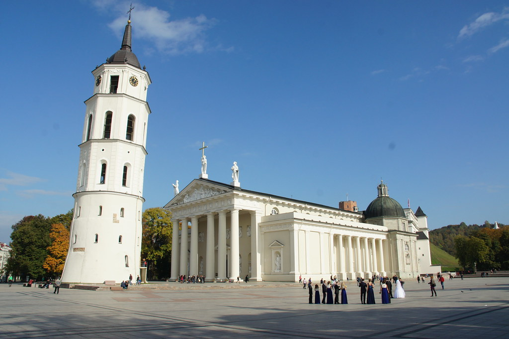 Vilnius, Lithuania, October 2014