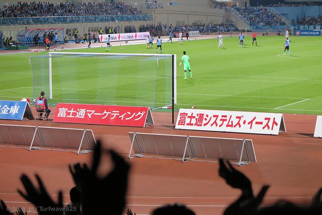 20141012 等々力陸上競技場 / Todoroki Stadium