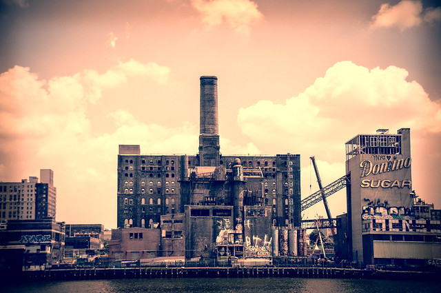 Buildings of New York: Domino Sugar Inc, Yonkers NY [Explore 11/10/2014]