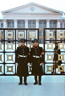 МВОКУ наряд по 1 КПП (с Колей Похиленко)   by RusCadet