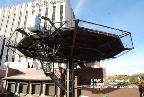 UPMC Mercy Hospital Helipad | by BraceEngineering