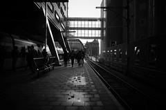 Spoor 1, Amsterdam CS