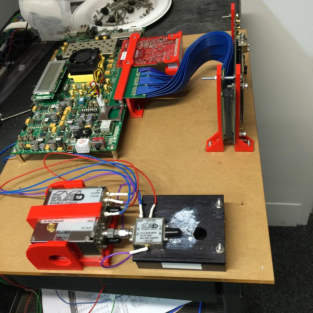 Radar DSP Virtex7 FPGA test platform  Radar on a Chip  Sof…   Flickr