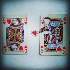 Impromptu art from playing cards. #art #TagsForLikes #picture #artist  #paper #artsy #instaart #beautiful #instagood  #masterpiece #creative #photooftheday #instaartist #graphic #graphics #artoftheday