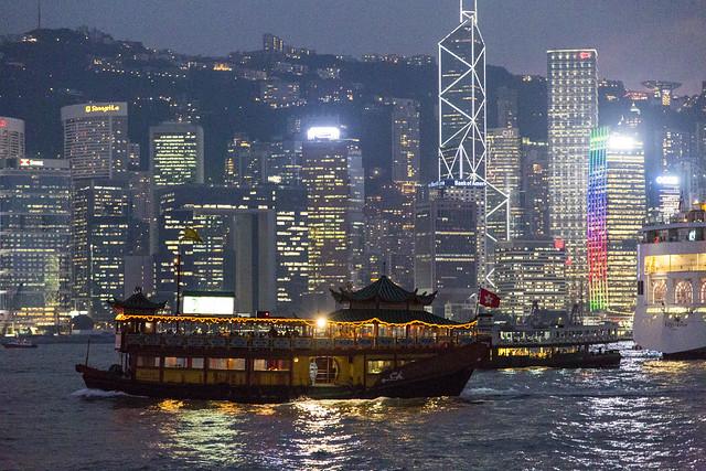 Hong Kong Party Boat