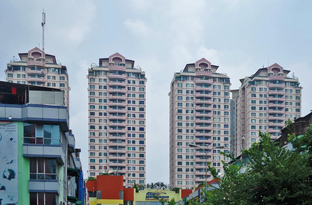 Apartemen Pesona Bahari