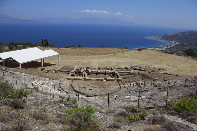 Ancient theater of Aegeira