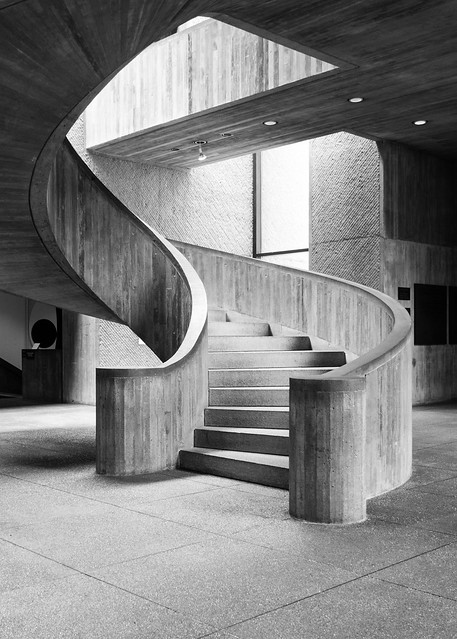 Everson stair