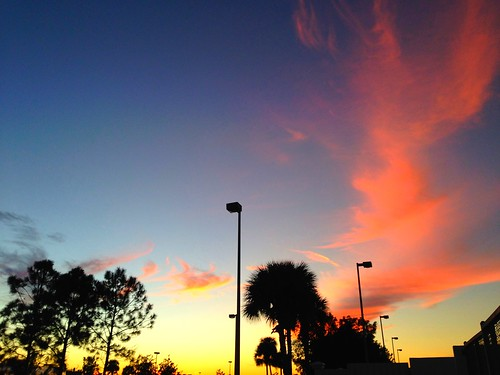 srw fort myers fl cape coral sky sunset weather erkohl er kohl