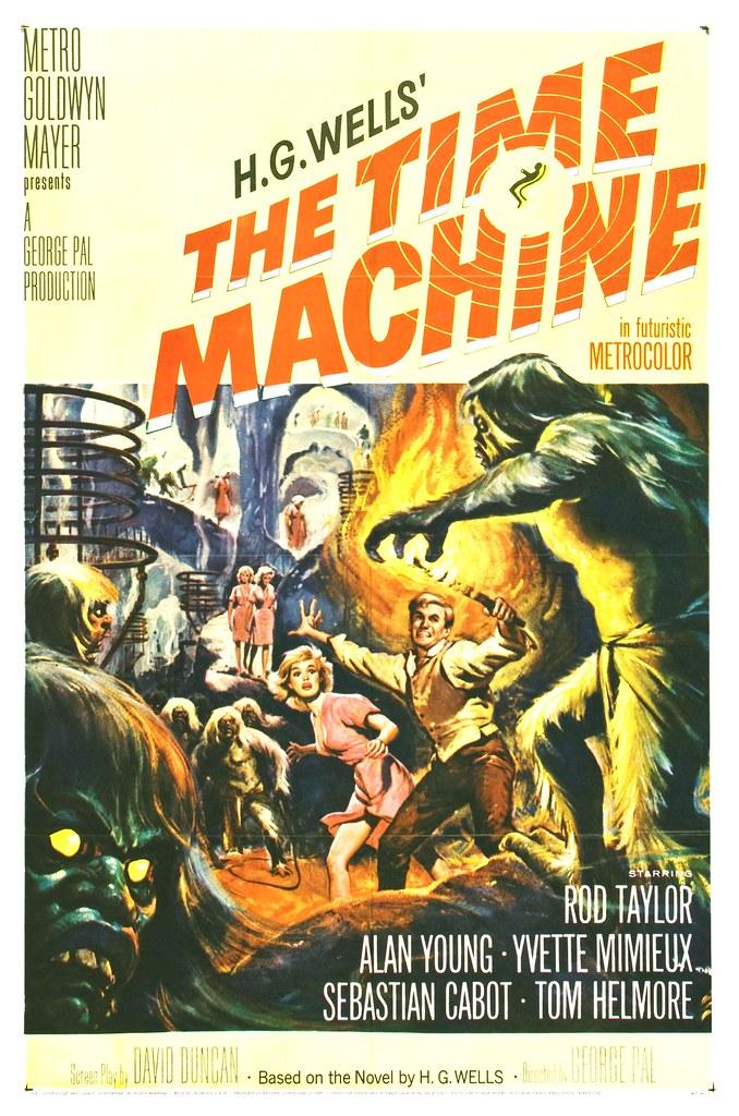 Resultado de imagen para METRO GOLDWYN MAYER MACHINE TIME