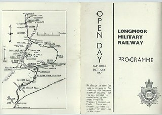 Longmoor Military Railway Open Day Programme 1967 | by ian.dinmore