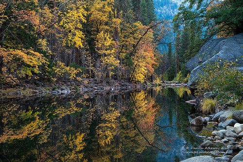 Yes, this is Yosemite!
