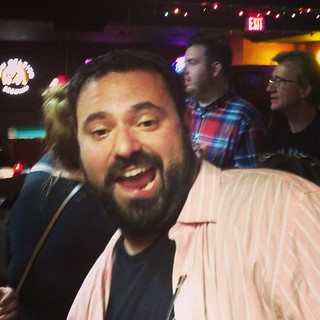 Shit gets weird after midnight in Austin... #aintnopartylikeaPMparty #dpm2014