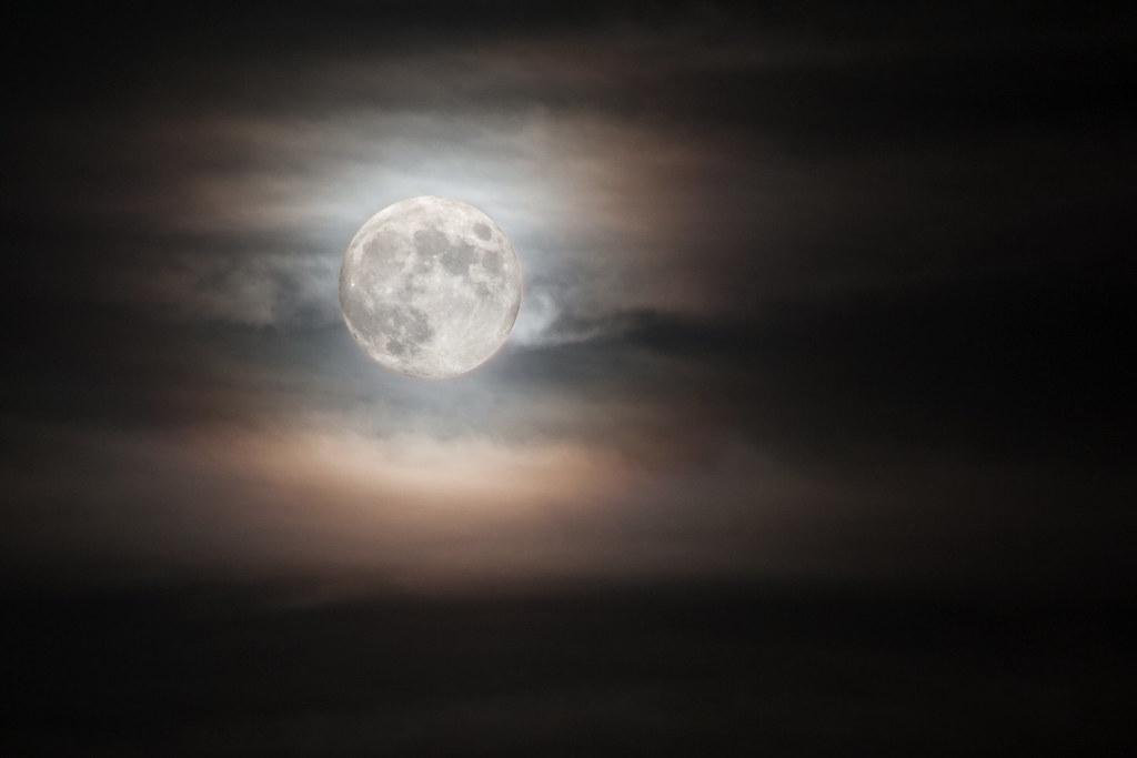 Preceeding the Blood Moon