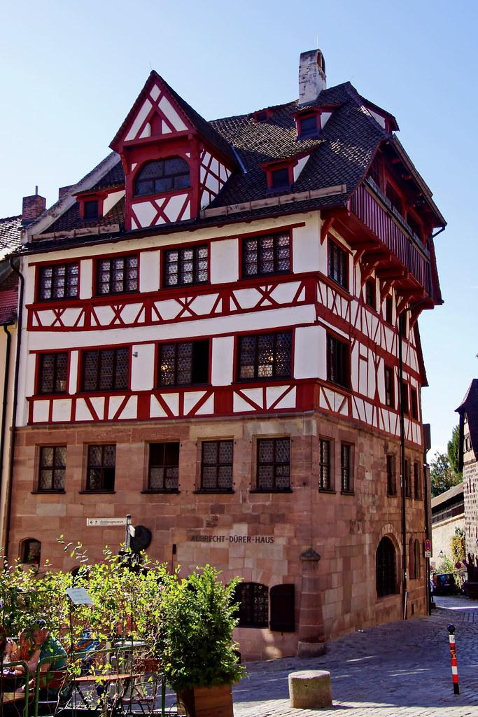 Albrecht - Dürer - Haus in Nürnberg | Das Albrecht-Dürer-Hau ...