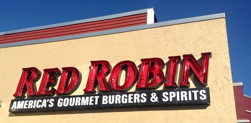 Red Robin Restaurant | by JeepersMedia