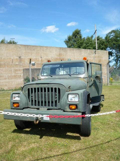 Militay Jeep