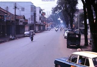 SAIGON 1970 - Võ Thị Sáu (Hiền Vương old) - Street - Photo by Keith McGraw