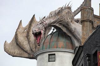 Dragon | by Sam Howzit