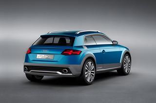 Audi Allroad (TT) Concept 2014