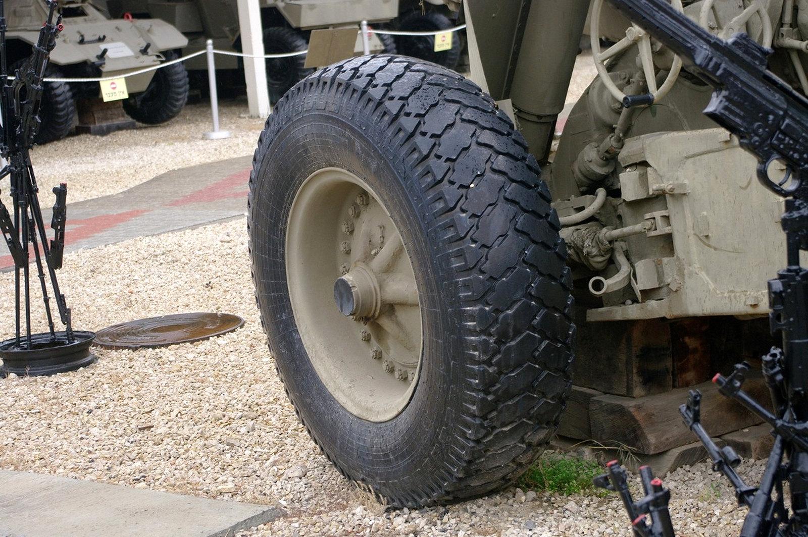 130mm M46 Field Gun (8)
