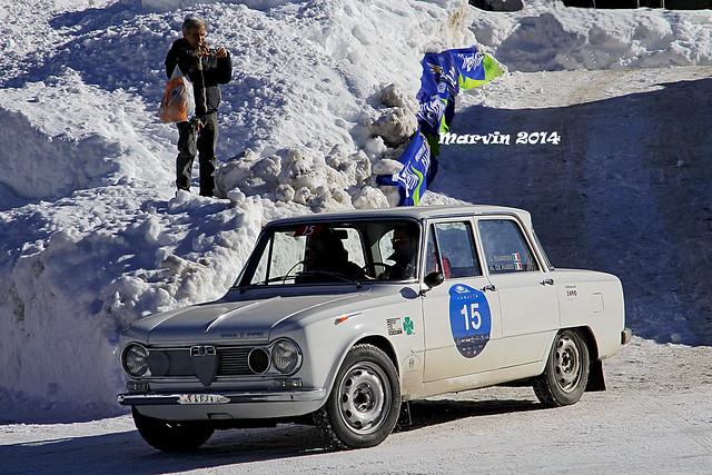 ALFA ROMEO GIULIA TI SUPER year 1964