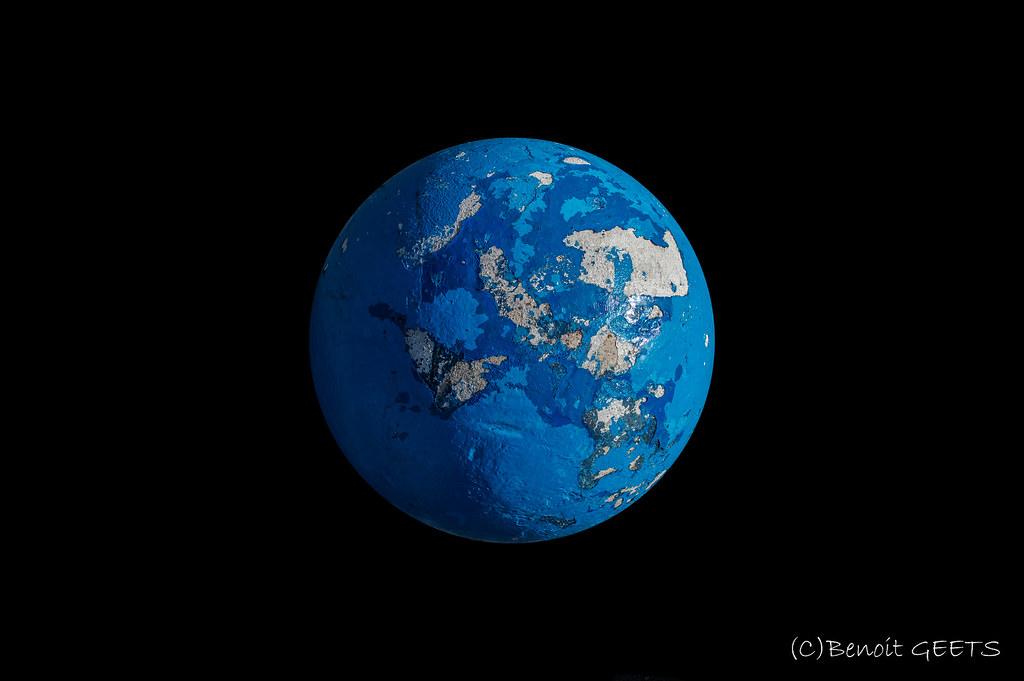 Planète BZ '' BLUE PLANET '' Canadian Project