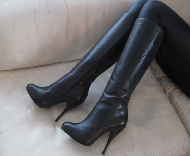 792bb6fa6c7 ... Sexy knee high boots by OFFICE